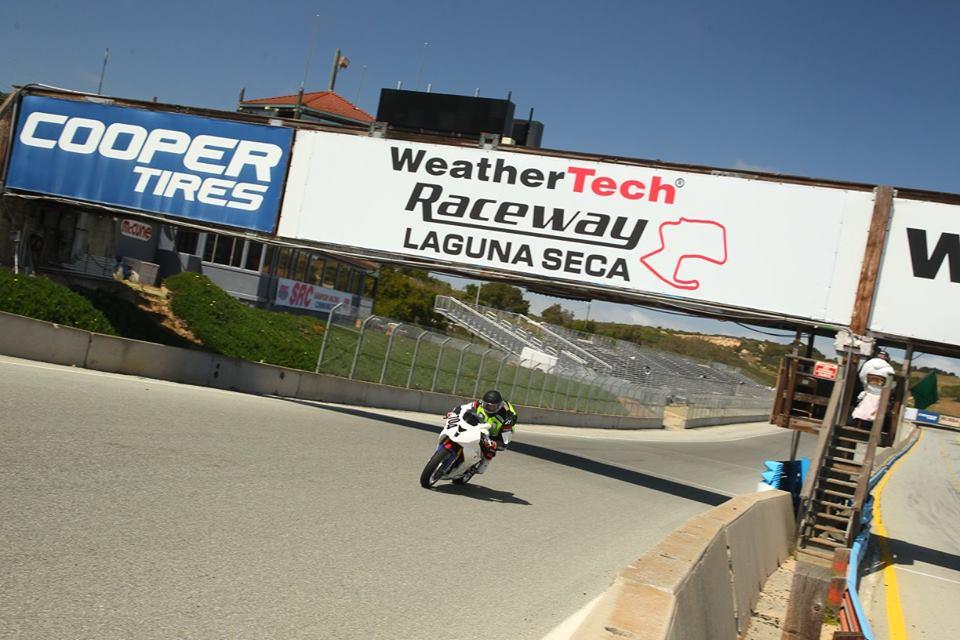 WeatherTech Raceway Laguna Seca | THUR JULY 4