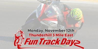 Thunderhill  | 3 Mile East Track  |  MON NOV 12